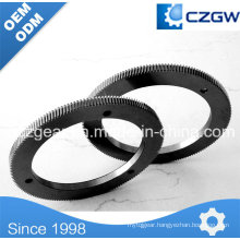 High Precision OEM Transmission Gear Ring Gear for Various Machinery